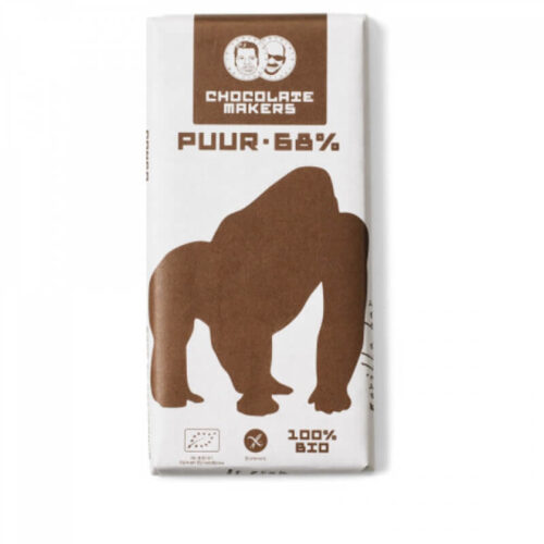 ChocolateMakers gorilla puur