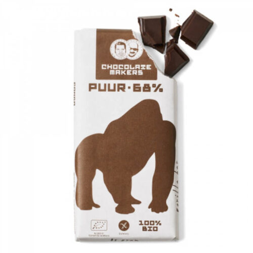 ChocolateMakers gorilla puur scheur