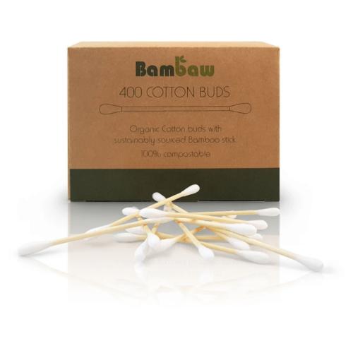 bamboe wattenstaafjes van bambaw