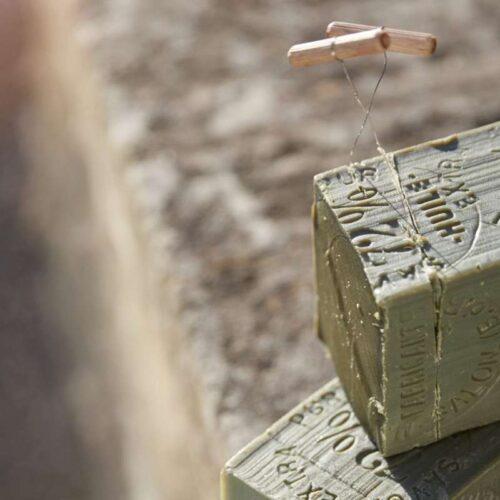 Mini Marseillezeep van Marius Fabre