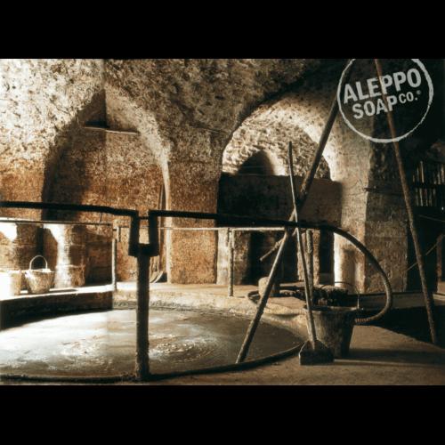 Mini Aleppozeep van Tadé