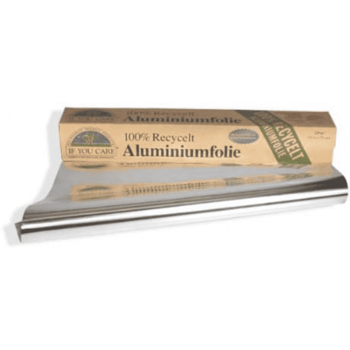 Gerecycled Aluminium Folie van If You Care Zoom