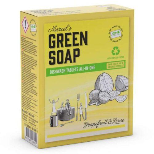 Marcels green soap vaatwas tabletten
