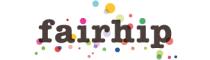 LOGO FAIRHIP typeface 350x100